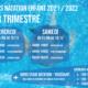info natation enfant aquaworld 2021